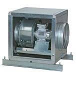Вентилятор Soler&Palau CHAT/4-400 0,75 кВт