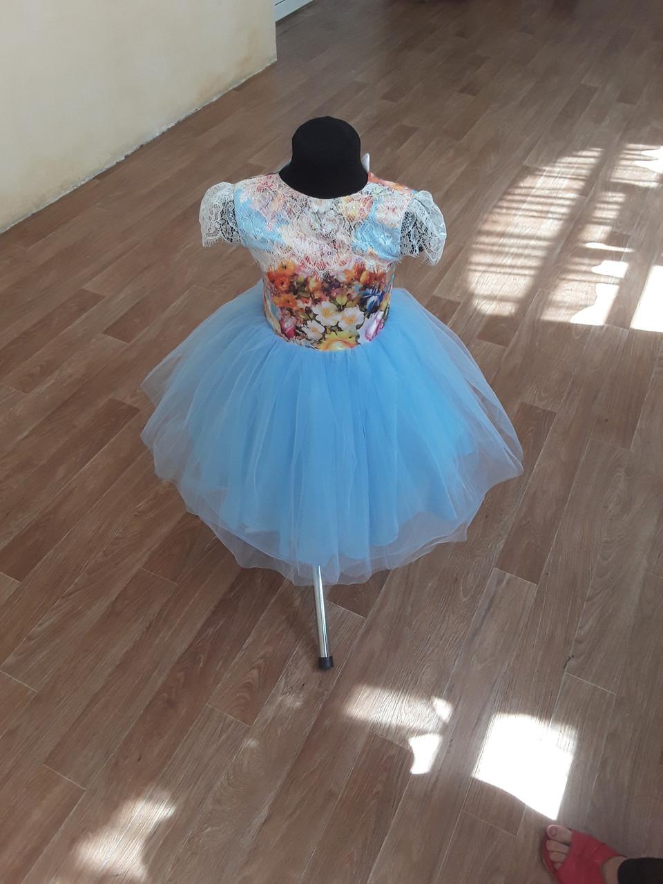Детское платье - кружево шаньтильи, любой размер.