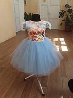 Дитяче плаття - мереживо шаньтильи, будь-який розмір., фото 2