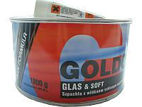 Шпатлевка Glas & Soft (синяя) 1,8 кг