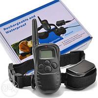 Аккумуляторный электронный ошейник для дрессировки собак
