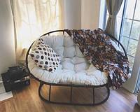 Купить диван PAPASAN (папасан) из ротанга в Украине