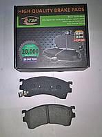 Тормозные колодки передние Mazda 626 (GE)