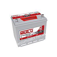 Аккумулятор Mutlu SILVER Super Calcium АЗИЯ 70А/ч (Обратный)+правый