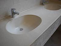 Раковины в ванную комнату из акрилового камня Tristone
