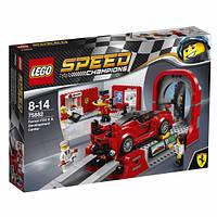 Lego Speed Champions Феррари FXX K и Центр разработки и проектирования 75882