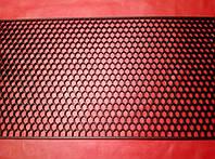 Автомобильная решетка пластиковая 98-23 см