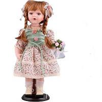Кукла фарфоровая Анна Lefard ,38 см