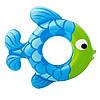 Надувной круг Рыбка Intex 59222 2 цвета