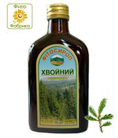 """Фитосироп хвойный """"Полонина"""" 200мл.Фито-Фабрика"""