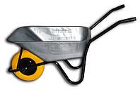 Тачка BudMonster строительная 1-колесная, куз. вц, 80л, рама черн. в/п-200кг, колесо 4х8