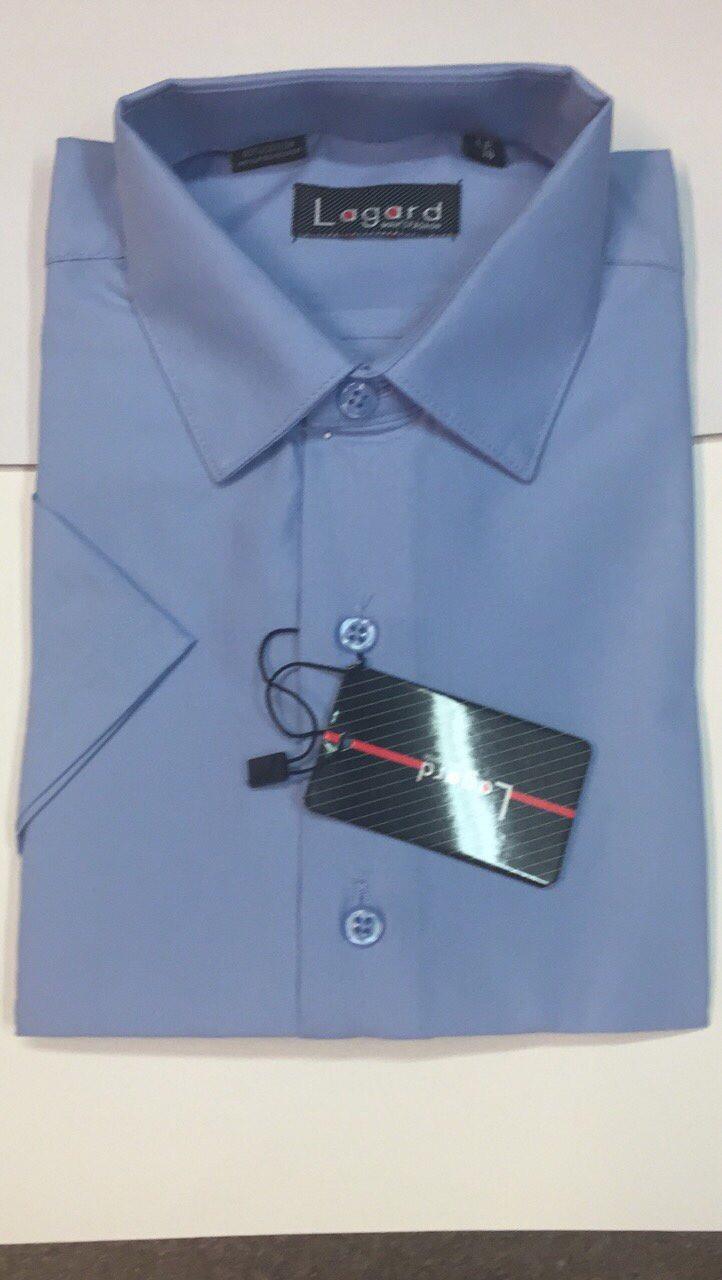 Детская рубашка короткий рукав Logard B-SKY 0927K