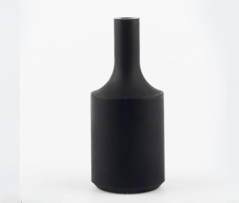 Гильза силиконовая черная