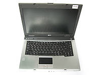 Ноутбук БУ Acer TravelMate 2480 14,1 (1280x800) / Intel Celeron M440 (1,6GHz) / RAM 2Gb / HDD 40 Gb / АКБ 0 мин. / Сост. 8,5