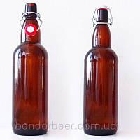 Бутылка бугельная 1л (BEL)