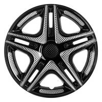 Колпаки колес Star Дакар Super Black R15 (карбон)