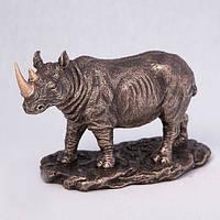 """Статуэтка """"Носорог"""" (20*12 см) символ финансового процветания"""