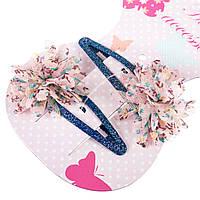 Набор заколок для волос Coralico Lovely peonies, 2 шт. 858517 ТМ: Coralico