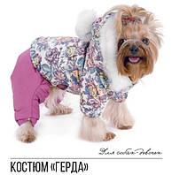 Pet Fashion Костюм Герда XXS