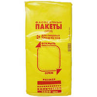 Пакет пищевой фасовка (10 х 4 х 27) ≈ 600 шт.