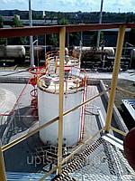 Резервуарное оборудование - поставка и монтаж