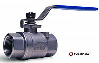 "Кран НЖ шаровый муфтовый для воды и газа BB TIP V-2T Ду 3/8"""