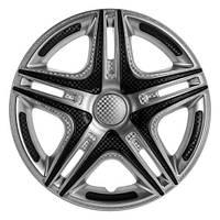 Колпаки колес Star Дакар Super Silver R15 (карбон)