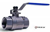 "Кран НЖ шаровый муфтовый для воды и газа BB TIP V-2T Ду 1"""