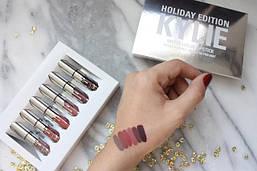 Помада Kylie Holiday Edition качество 100%