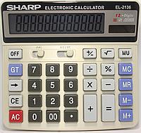Калькулятор SHARP-2136  (170 х183)