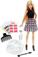 Кукла Барби Barbie игровой набор Цветной разноцветный микс Barbie Mix 'N Color Barbie Doll Blonde