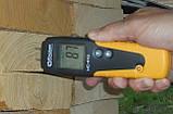 Влагомер древесины Exotek MC-410 (6-99%; -35...+80°C) с выносным датчиком температуры и влажности. Германия, фото 5