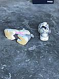 Кроссовки Reebok Insta Pump Fury Cinderella x Disney. Живое фото (Реплика ААА+), фото 3