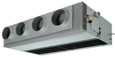 Внутренний блок канального типа сплит-системы Toshiba RAV-SM1406BTP-E, фото 2