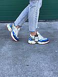 "Кроссовки Adidas Raf Simons Ozweego 2 ""Chalk White"". Топ качество. Живое фото (Реплика ААА+), фото 2"