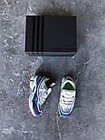 "Кроссовки Adidas Raf Simons Ozweego 2 ""Chalk White"". Топ качество. Живое фото (Реплика ААА+), фото 4"
