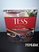 Чай Tess (Тесс) Набор Ассорти - 9 видов по 40г \ Подарочная упаковка
