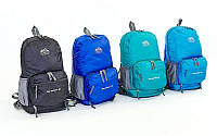 Рюкзак сумка/сумка на пояс 3в1 Color Life 6164, 4 цвета: объем 35л, размер 42х26х18см