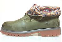 Туфли Timberland Bandits Green M тимберленд мужские зимние ботинки. ботинки тимберленд. тимберленд обувь