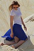 Женская юбка из шифона - плиссе, ASOS, размер S