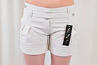 Модные летние короткие шорты для девочек подростков и женщин р.42,44,46