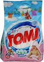 Tomi детский стиральный порошок Baby (2 kg-20 стирок)
