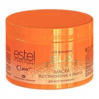 Estel professional (Эстель) Маска «Восстановление и защита», с UV-фильтром от CUREX SUNFLOWER