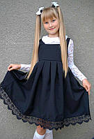 Сарафан детский 03547нт школа