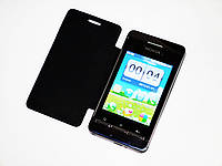 """Сенсорный телефон Nokia Z10 Black - 2Sim + 3,5""""- флип-чехол, фото 1"""