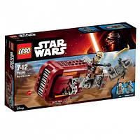Lego Star Wars Спидер Рей (Rey´s Speeder™) 75099