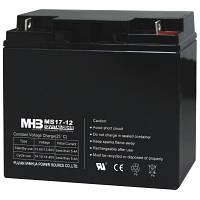 Аккумулятор 17Ач,12В AGM необслуживаемый герметизированный