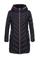 Черная женская куртка VLASTA