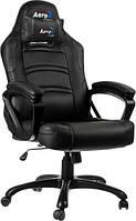 Кресло для геймеров Aerocool AC80C-B Black + подушка (ACGC-1001001.11)