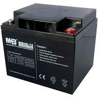 Аккумулятор 45Ач,12В GEL необслуживаемый герметизированный